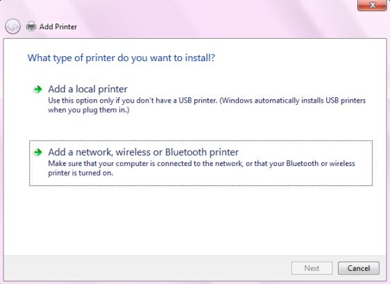 Network Printer
